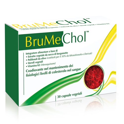 Image of Brumechol that promotes the balance of lipid metabolism