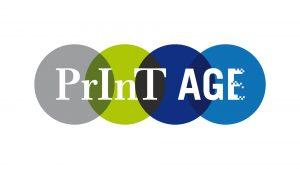 Logo del progetto Print-Age per il miglioramento della salute di anziani e persone fragili