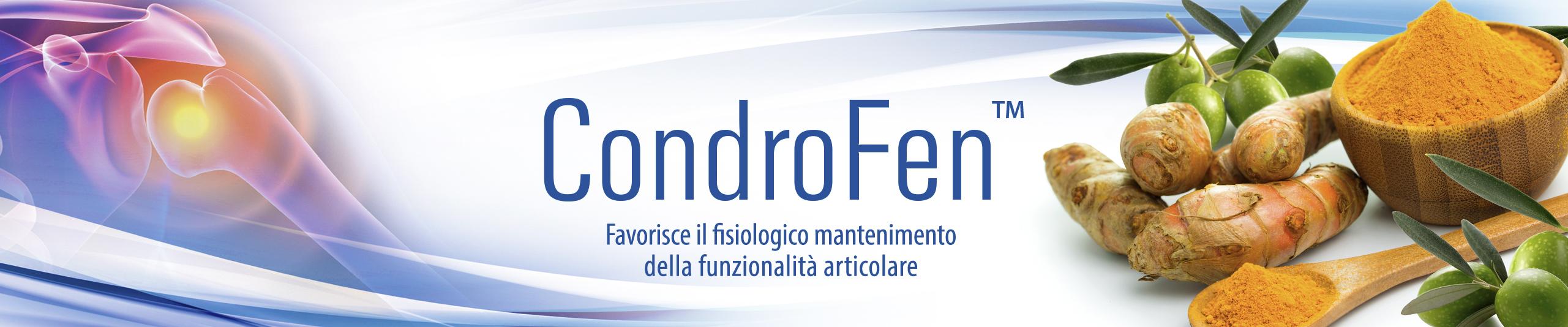 CondroFen Antinfiammatorio naturale
