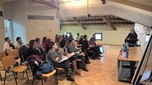 Immagine del secondo meeting printage nella sede di Mivell